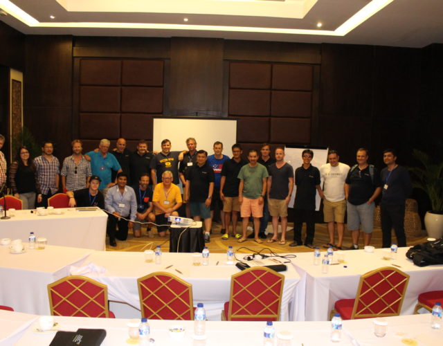 AwareIM conference pic.